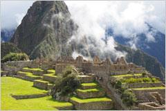 ペルー、マチュピチュの写真