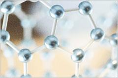 分子模型の写真